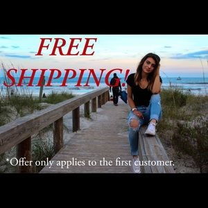FREE SHIPPING!!*
